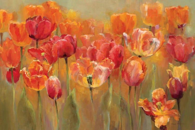 Tulips In The Midst Iii Art Print By Marilyn Hageman Icanvas
