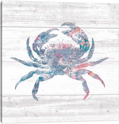 Ocean Life I Canvas Art Print
