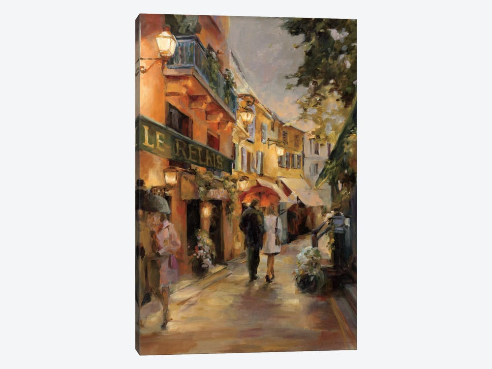 Evening in Paris I by Marilyn Hageman 1-piece Art Print