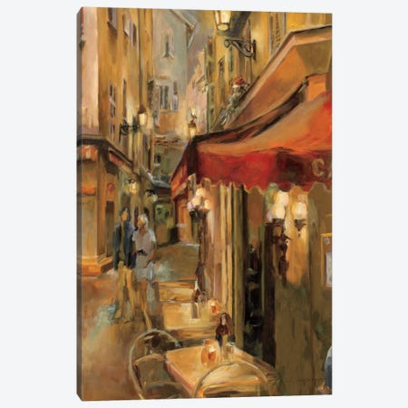 After the Show  Canvas Print #WAC893} by Marilyn Hageman Art Print