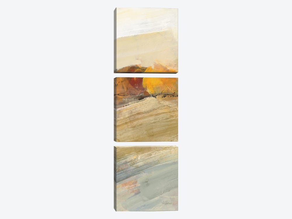 Coming Home Neutral II 3-piece Canvas Print