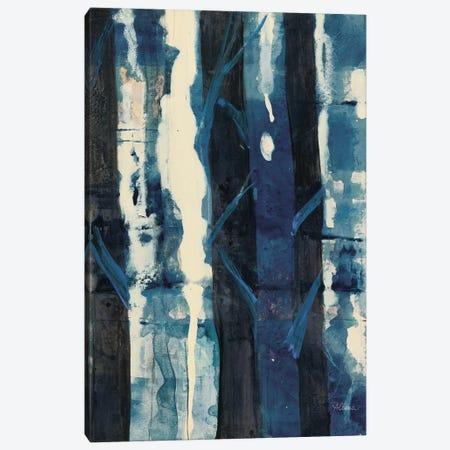 Deep Woods II Indigo Canvas Print #WAC8944} by Albena Hristova Art Print