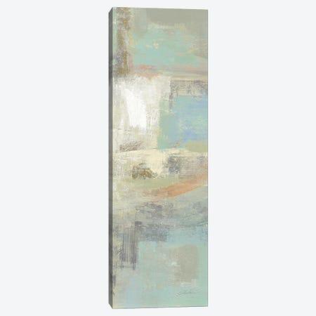 Shades Of Celedon III 3-Piece Canvas #WAC8967} by Silvia Vassileva Canvas Print