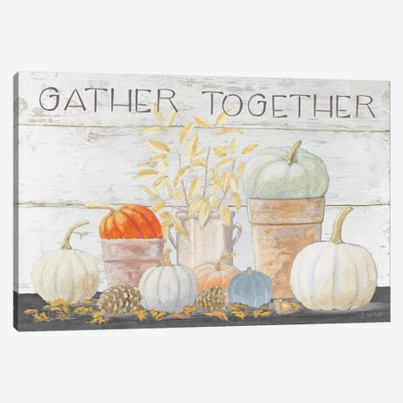 Beautiful Bounty - Gather Together Canvas Print #WAC8999} by James Wiens Canvas Art Print