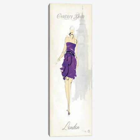 Fashion Lady III Canvas Print #WAC89} by Avery Tillmon Canvas Print