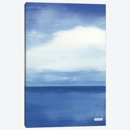 Seascape I Canvas Print #WAC9005} by Jo Maye Canvas Print