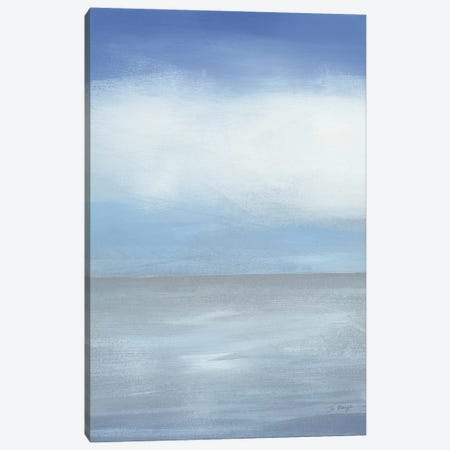 Seascape II Canvas Print #WAC9006} by Jo Maye Art Print