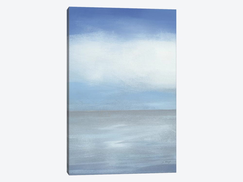 Seascape II by Jo Maye 1-piece Canvas Print