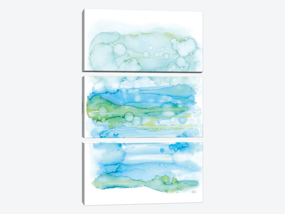 Drifting By I by Melissa Averinos 3-piece Art Print
