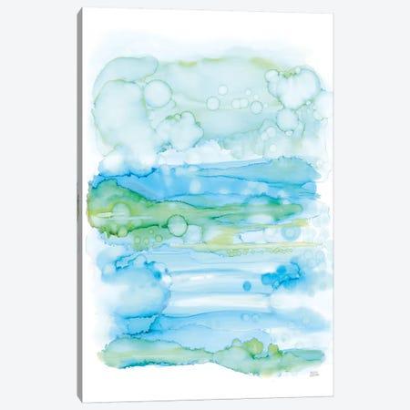 Drifting By I Canvas Print #WAC9020} by Melissa Averinos Canvas Wall Art