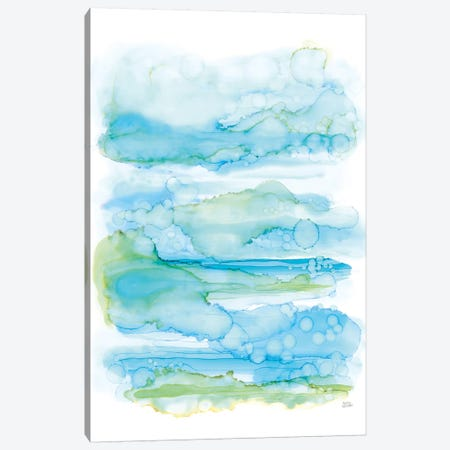 Drifting By II Canvas Print #WAC9021} by Melissa Averinos Canvas Artwork