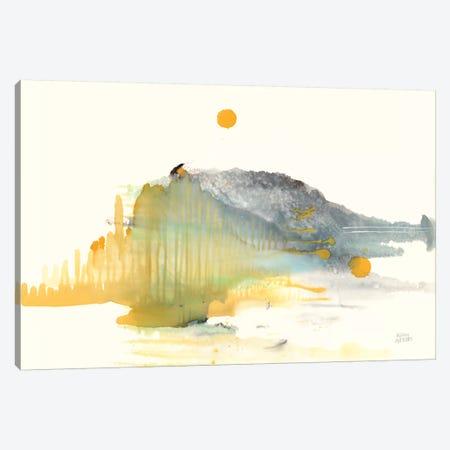 Golden Isle Canvas Print #WAC9024} by Melissa Averinos Art Print