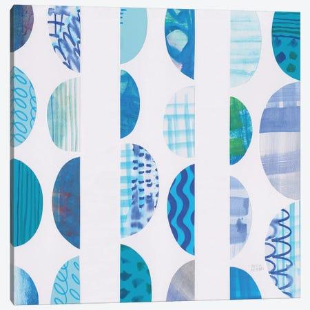 Half Moon Abstract II, Vertical Canvas Print #WAC9025} by Melissa Averinos Canvas Print