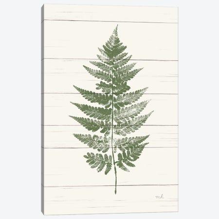 Fern Print I Canvas Print #WAC9027} by Moira Hershey Art Print