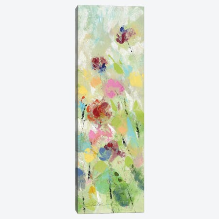 Springtime Meadow Flowers Canvas Print #WAC9034} by Silvia Vassileva Canvas Wall Art