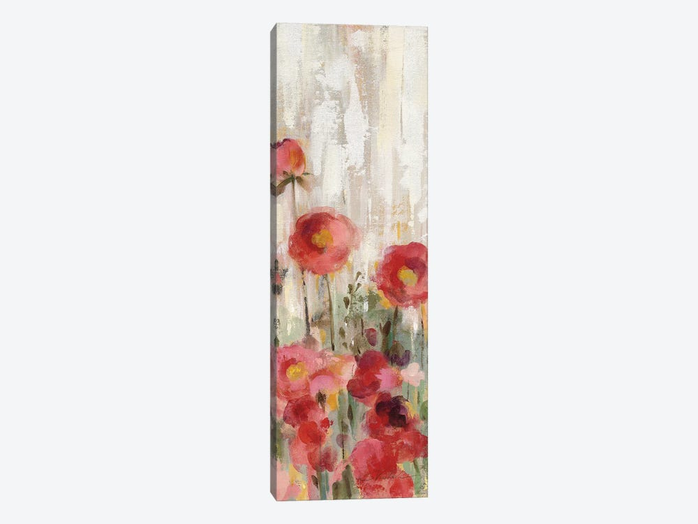 Sprinkled Flowers Panel I by Silvia Vassileva 1-piece Canvas Art Print