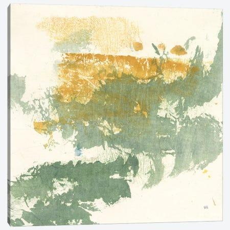 Textured Gold II Canvas Print #WAC9059} by Chris Paschke Art Print