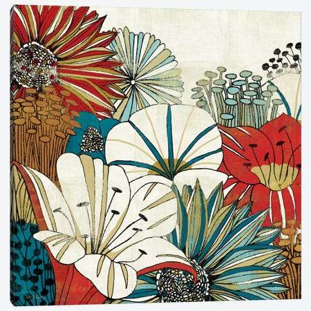 Contemporary Garden I  Canvas Print #WAC905} by Michael Mullan Canvas Art