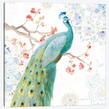 Jaipur I Canvas Print #WAC9070} by Danhui Nai Canvas Art Print
