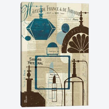 French Spa I Canvas Print #WAC907} by Michael Mullan Canvas Wall Art