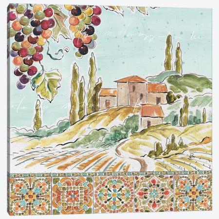 Tuscan Breeze III 3-Piece Canvas #WAC9082} by Daphne Brissonnet Canvas Art