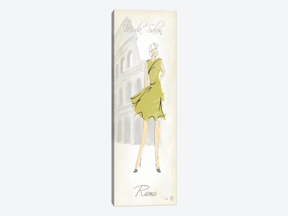 Fashion Lady IV by Avery Tillmon 1-piece Canvas Print