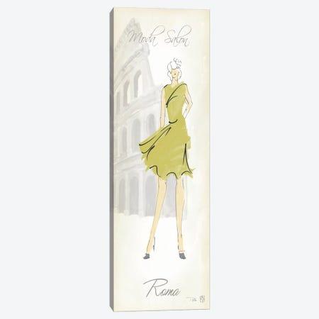 Fashion Lady IV Canvas Print #WAC90} by Avery Tillmon Canvas Artwork