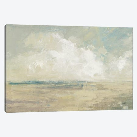 Sky And Sand Canvas Print #WAC9134} by Julia Purinton Canvas Print