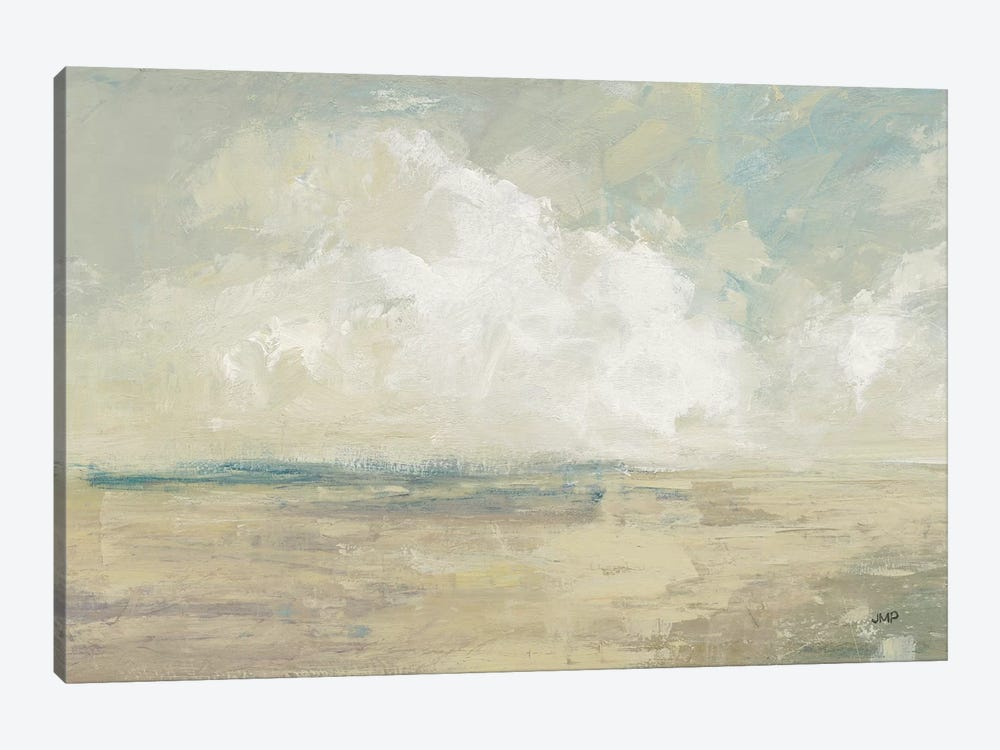 Sky And Sand by Julia Purinton 1-piece Canvas Print