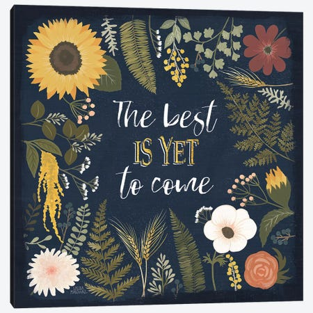 Autumn Romance VI Canvas Print #WAC9149} by Laura Marshall Art Print