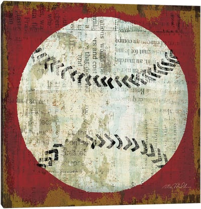 Ball I by Michael Mullan Canvas Art Print