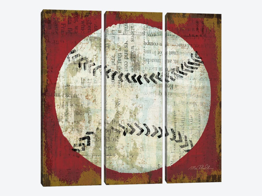 Ball I by Michael Mullan 3-piece Art Print