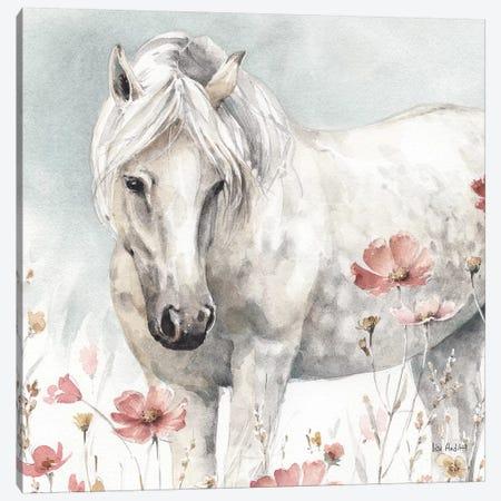 Wild Horses V Canvas Print #WAC9159} by Lisa Audit Canvas Artwork