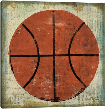 Ball II by Michael Mullan Canvas Art Print