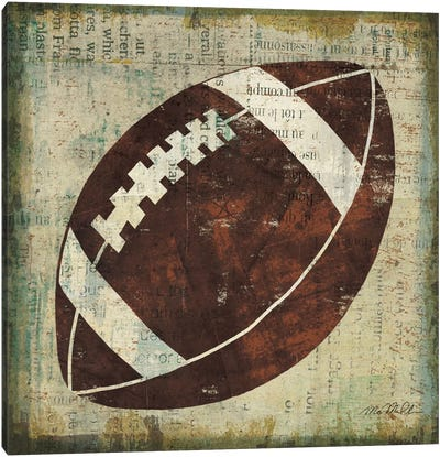 Ball III Canvas Art Print