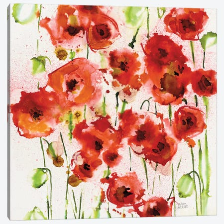 Abundance 3-Piece Canvas #WAC9175} by Melissa Averinos Art Print