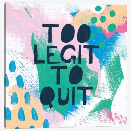 Bright Inspiration III Canvas Print #WAC9179} by Moira Hershey Canvas Wall Art