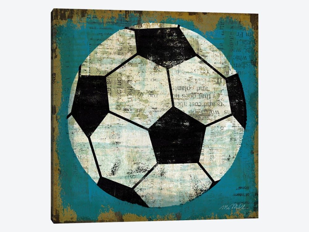 Ball IV by Michael Mullan 1-piece Canvas Wall Art