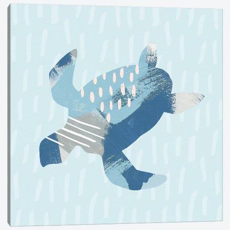 Coastal Cool IV Canvas Print #WAC9184} by Moira Hershey Canvas Art