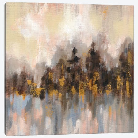 Blushing Forest I Canvas Print #WAC9193} by Silvia Vassileva Canvas Artwork