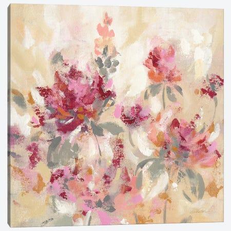 Floral Reflections I Canvas Print #WAC9196} by Silvia Vassileva Canvas Print
