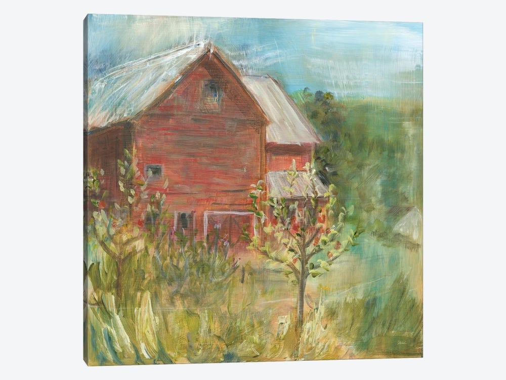 Barn Orchard by Sue Schlabach 1-piece Canvas Art