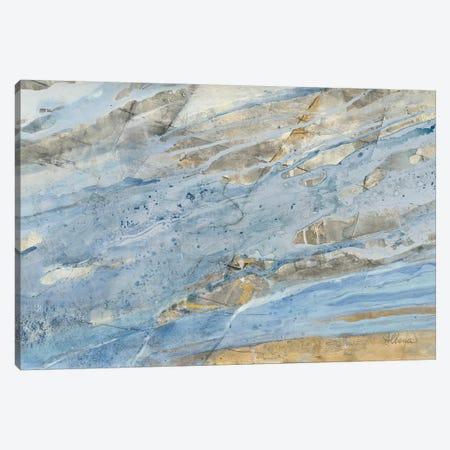 Ice Flow Canvas Print #WAC9215} by Albena Hristova Canvas Artwork
