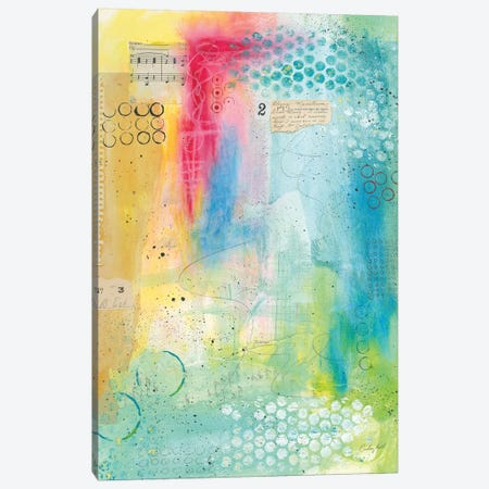 Collage 2 Canvas Print #WAC9224} by Courtney Prahl Canvas Art Print