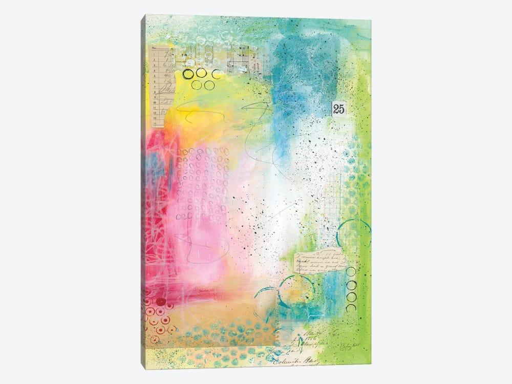 Collage 25 by Courtney Prahl 1-piece Canvas Art Print