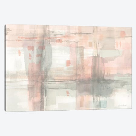 Intersect II Canvas Print #WAC9228} by Danhui Nai Canvas Artwork