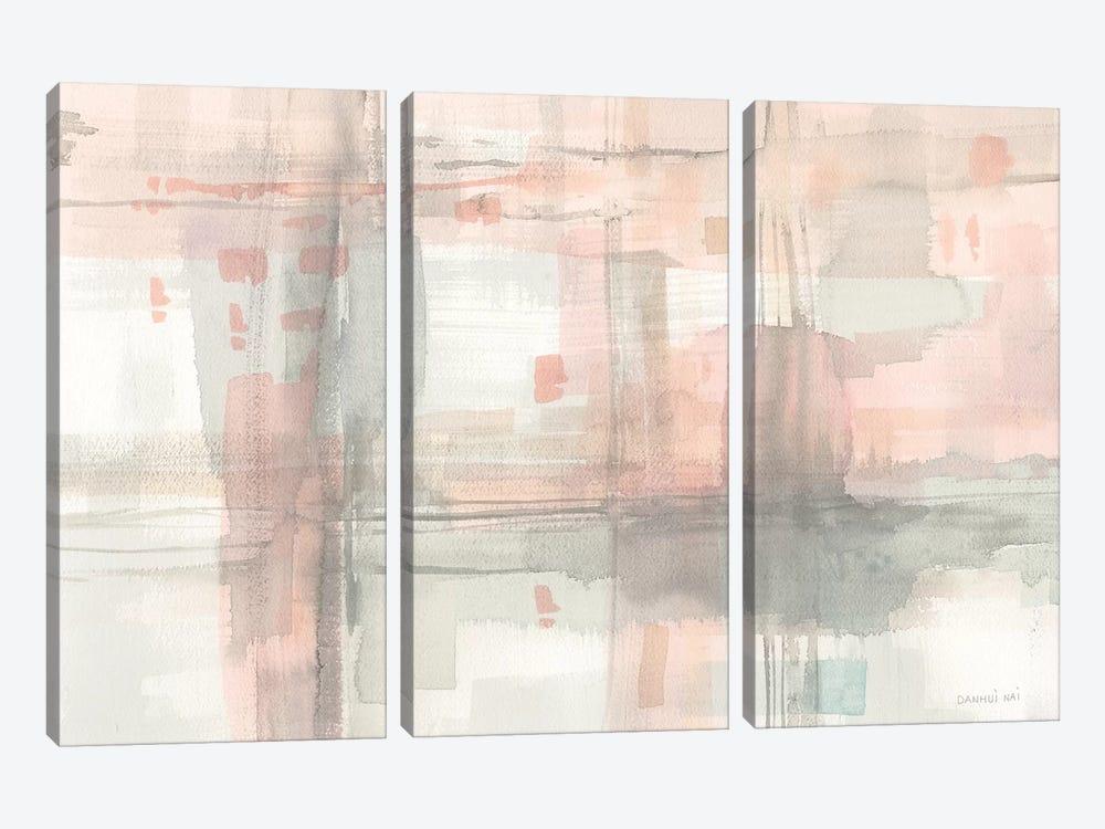 Intersect II by Danhui Nai 3-piece Canvas Wall Art