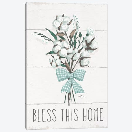 Blessed II Canvas Print #WAC9237} by Janelle Penner Canvas Art