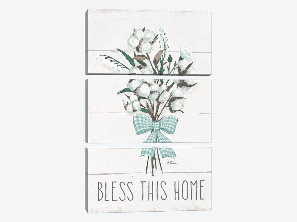 Blessed II by Janelle Penner 3-piece Canvas Wall Art