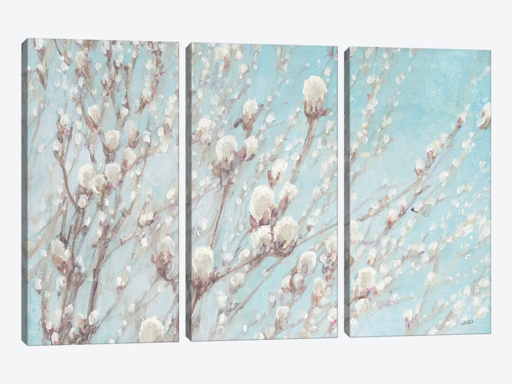 Early Spring by Julia Purinton 3-piece Canvas Artwork